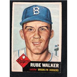 1953 TOPPS #134 ALBERT WALKER