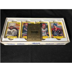 """LIMITED EDITION 1989-90 OHL PREMIERE EDITION """"TOMORROW'S STARS TODAY"""" HOCKEY CARD SET ("""
