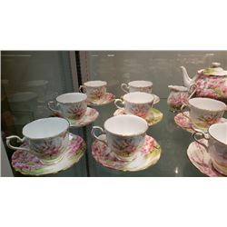 "Royal Albert ""Blossom Time"" China"