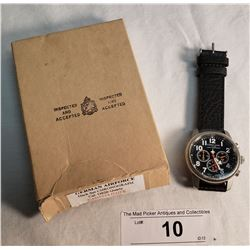 German  Airforce Chronograph Watch