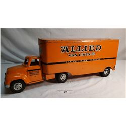 Tonka Allied Van Lines Moving Truck