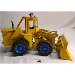 German Diecast Articulated Payloader
