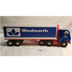 Japanese WoolWorth Tractor Trailer