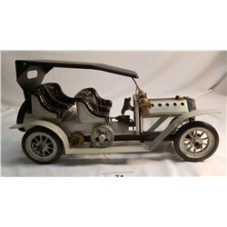 Steam Powered Touring Car