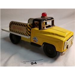 Asaskusa Toy Japan Service Truck Tin