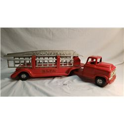 Buddy L. Fire Ladder Truck