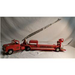 Tonka Fire Ladder Truck