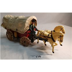 Battery Operated Covered Wagon