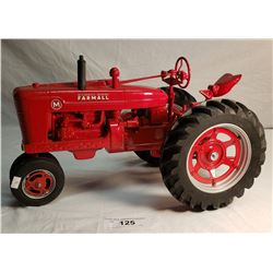 """1/8"""" Scale, Large McCormick Deering Tractor"""