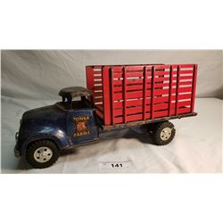 Tonka Farm Truck And Trailer