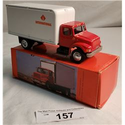 Diecast International Van Body Truck