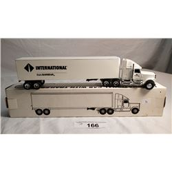 ERTL Diecast International Tractor Trailer
