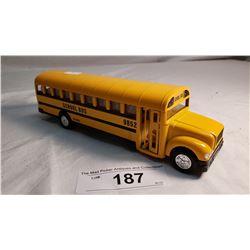 Diecast SchoolBus