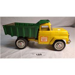 Hubley mighty Metal Dump Truck