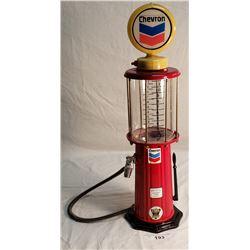 Diecast Chevron Visable Pump Model