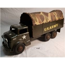 Lumar US Army Truck