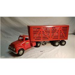 Tonka Cattle Truck
