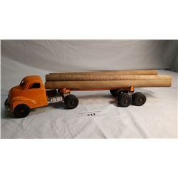 Hubley Logging Truck