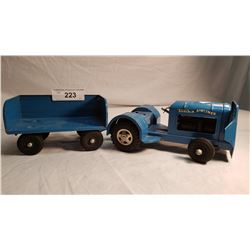 Tonka Airlines Tractor Trailer