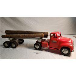 Tonka Logging Truck