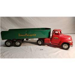 Tonka Freighter Truck