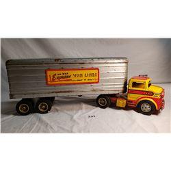 Marx Van Lines Truck