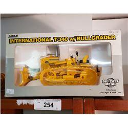 ERTL Bullgrader 1/16 Scale