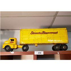 Structo Transport Truck