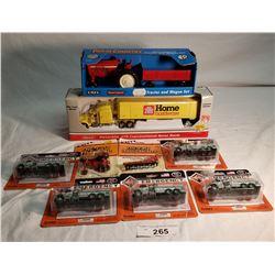 9 Diecast Toys
