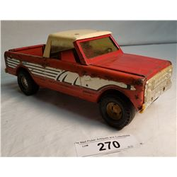 ERTL Scout Truck