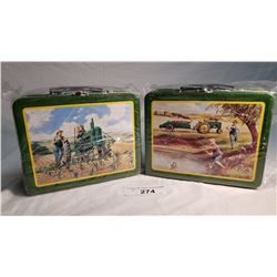 2 Lunch Boxes
