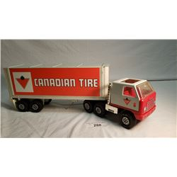 Tonka Canadian Tire Tractor Trailer