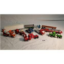 7 Diecast Toys
