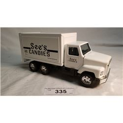 ERTL See's Candy Truck