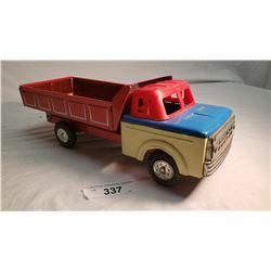 United Dump Truck, Tin & Plastic