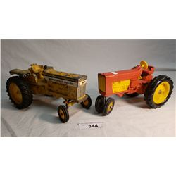 Hubley Tractor And ERTL Tractor