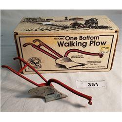 Spec-Cast Walking Plow