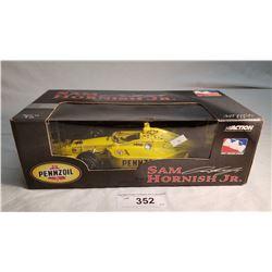 Action Sam Hornish Jr. Race Car
