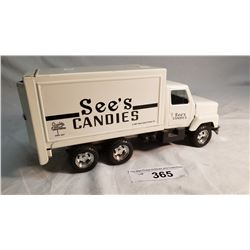 ERTLS See's Candy Truck