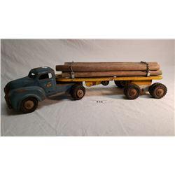 Lincoln Logging Truck