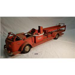Model Fire Truck