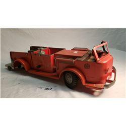 Rossmoyne Fire Truck
