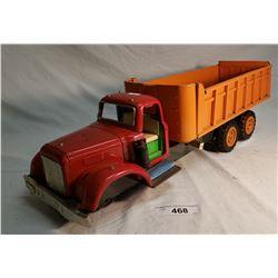 Quality Toy Dump Truck