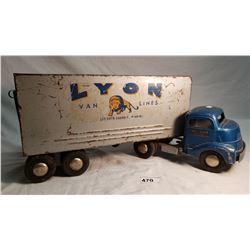 Smith Miller Lyon Van Lines