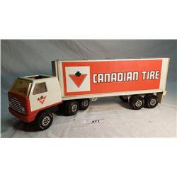 Tonka Canadian Tire Truck