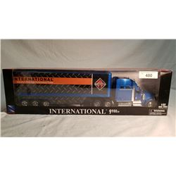 New Ray Toy Tractor Trailer Diecast