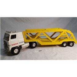 ERTL Car Carrier