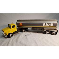 """19"""" Shell Tanker Truck"""
