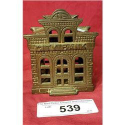 Antique Cast Iron Bank