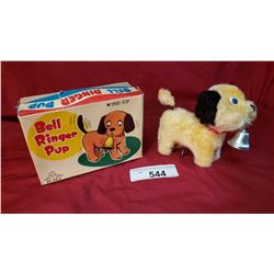 Bell Ringer Pup